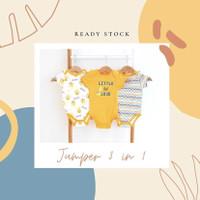 jumper bayi laki laki/jumper3in1/jumper set 3pcs/jumper