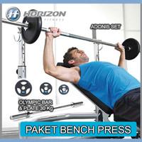 SPECIAL PAKET BENCH PRESS HORIZON