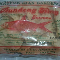 Kerupuk Bandeng King Juwana 200gram
