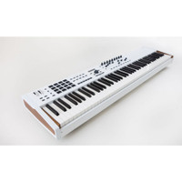 Arturia Keylab 88 MKII White USB Midi Keyboard,BMJ