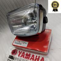 [RX KING ORIGINAL] Lampu Reflektor Depan Oval Rx King Komplit
