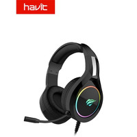 HAVIT HV-H2232D RGB Gaming Headset 3.5mm Audio jack + Cable USB
