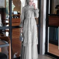 Baju kondangan wanita remaja muslimah