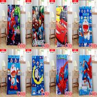 Best Handuk Mandi Anak Laki-laki uk 75 x 150 - Multicolor
