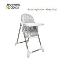 Mamas & Papas Highchair Snax - Grey Spot