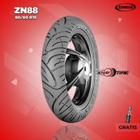 Ban Motor SKYWAVE, HAYATE, NOUVO // ZENEOS ZN88 80/90 Ring 16 Tubeless
