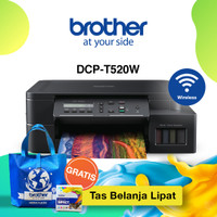 Brother Printer Ink Tank DCP-T520W Wireless Print Scan & Copy DCPT520W