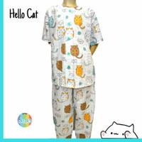 Baju Celana Tidur Panjang Anak Perempuan 8-10-12Tahun-Remaja / Dewasa