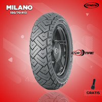 Ban Belakang Motor NMAX // ZENEOS ZN87 MILANO 150/70 Ring 13 Tubeless