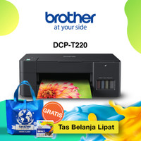 Brother Printer Ink Tank DCP-T220 Print Scan & Copy DCPT220