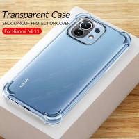 CASE XIAOMI MI11 MI 11 SOFT ANTICRACK FULL PROTECTION CAMERA