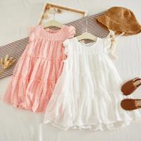 Dress Pakaian Baju Anak Cewe Import Perempuan Cute Cantik Bagus