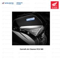 Garnish Air Cleaner (Hiasan Pembersih Udara) Honda PCX 160 17200K1ZG00