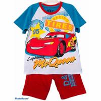 Setelan kaos baju anak laki laki size 1 2 3 4 5 6 7 8 9 10 tahun #2243