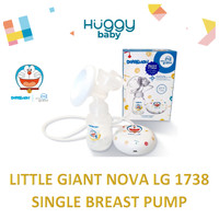 Little Giant Doraemon NOVA LG1738 Rechargeable Electric Breast Pump