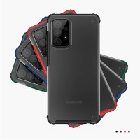 Case Samsung Galaxy A32 | A52 | A72 Fuze Frosted Anti Crack Casing