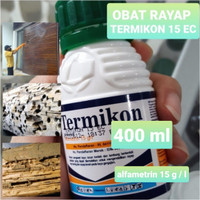 Obat Anti Rayap Termikon 15 EC 400 ml Insektisida Termite Kayu