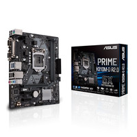 ASUS Prime H310M-D R2.0 Intel LGA 1151 Micro ATX Motherboard
