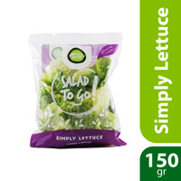 Salad To Go Simply Lettuce 150 gr
