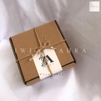 GIFT BOX / PACKAGING - Kotak Kado Hadiah Hampers Parcel