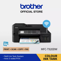 PRINTER BROTHER DCP-T920DW 4 IN 1 + ADF
