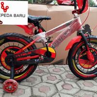 Sepeda anak BMX Centrum 16 18 Ban Besar