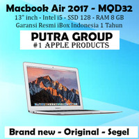 MacBook Air 2017 MQD32 (13, 1.8Ghz Core i5/8Gb/128Gb FS) BNIB