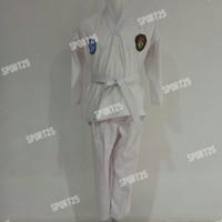 Baju Taekwondo / Bela Diri Dewasa / Senior + Sabuk Putih GAP ORIGINAL