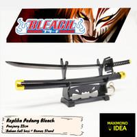 Gantungan Kunci Pedang Anime Ichigo Bankai - Bleach