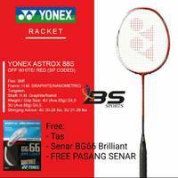 RAKET BADMINTON YONEX ASTROX 88 S SKILL NEW COLOUR 100% ORIGINAL!!
