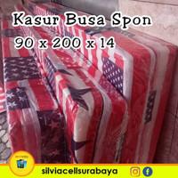 Kasur Busa Spon 90 x 200 x 14 cm