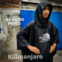 Raincoat/Jas Hujun Ponco/ Jas Hujan Kelelawar/ Jas Hujan Batman