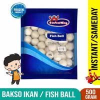 Seafood King Bakso Ikan- Fish Ball 500g - Bakso kecil