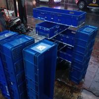 container plastik, bak pembesaran ikan cupang, guppy, bak 1 meter
