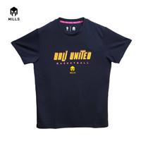 MILLS Bali United Basketball T-Shirt 29001BU