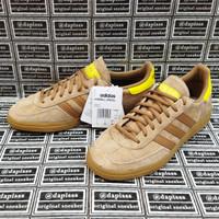 Sepatu Adidas Handball Spezial Brown Casual Mens Sneakers Original