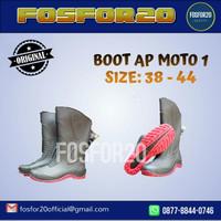 Sepatu Boot AP MOTO PANJANG ORI