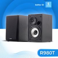Edifier R980T 4 Active Bookshelf Speakers - 2.0 Computer Speaker