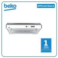 Beko Slim Hood Stainless 60cm Stainless CFB-6432-XH-1