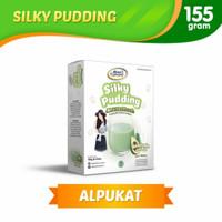 Forisa Silky Puding Pudding Alpukat Avocado 155gram 155 gram