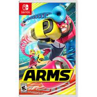 READY!! Nintendo Switch Arms (English Language)