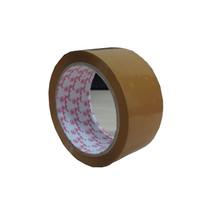 Lakban Coklat dan Bening Bodhi Tape 45mm x 90 Yard Tebal - Cokelat