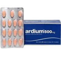 ARDIUM 500 mg per 1 TABLET / Wasir / Ambein / Ambeien / Varises