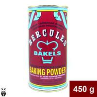 Hercules Baking Powder kemasan kaleng 450 gram