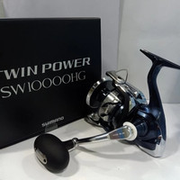 Reel Shimano TWIN POWER SW 10000HG NEW 2021