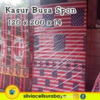 Kasur Busa Spon 120 x 200 x 14 cm