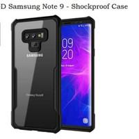 Samsung Galaxy Note 9 Soft Case Airbag Shockproof Spigen Quality