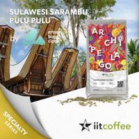 Arabica Green Beans - Sulawesi Sarambu Pulu Pulu Washed - 1Kg