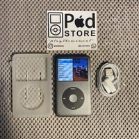 Apple iPod Classic 7 120GB Grey plus Silicon Case 18032021