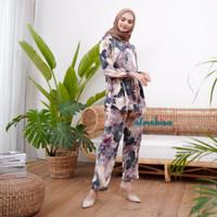 Piyama Viscose Import Adem Super Nyaman Lula Pajamas